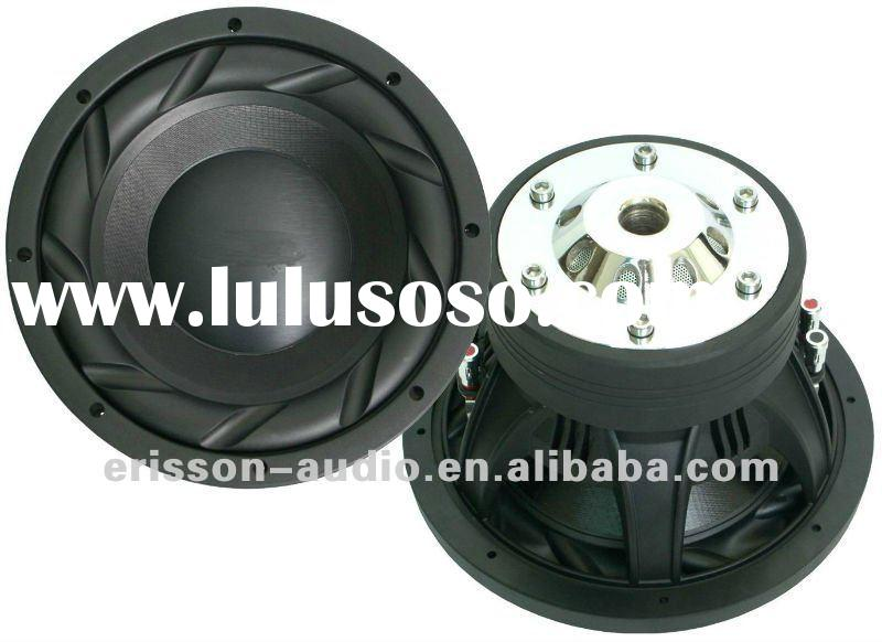 SW08 car audio subwoofer