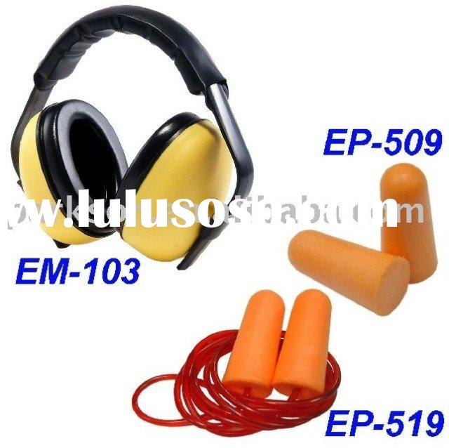 Safety Ear Protector, Safety Earmuff, Earplug