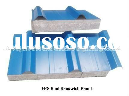 Sandwich Panel-Polystyrene (EPS) Roof Panel