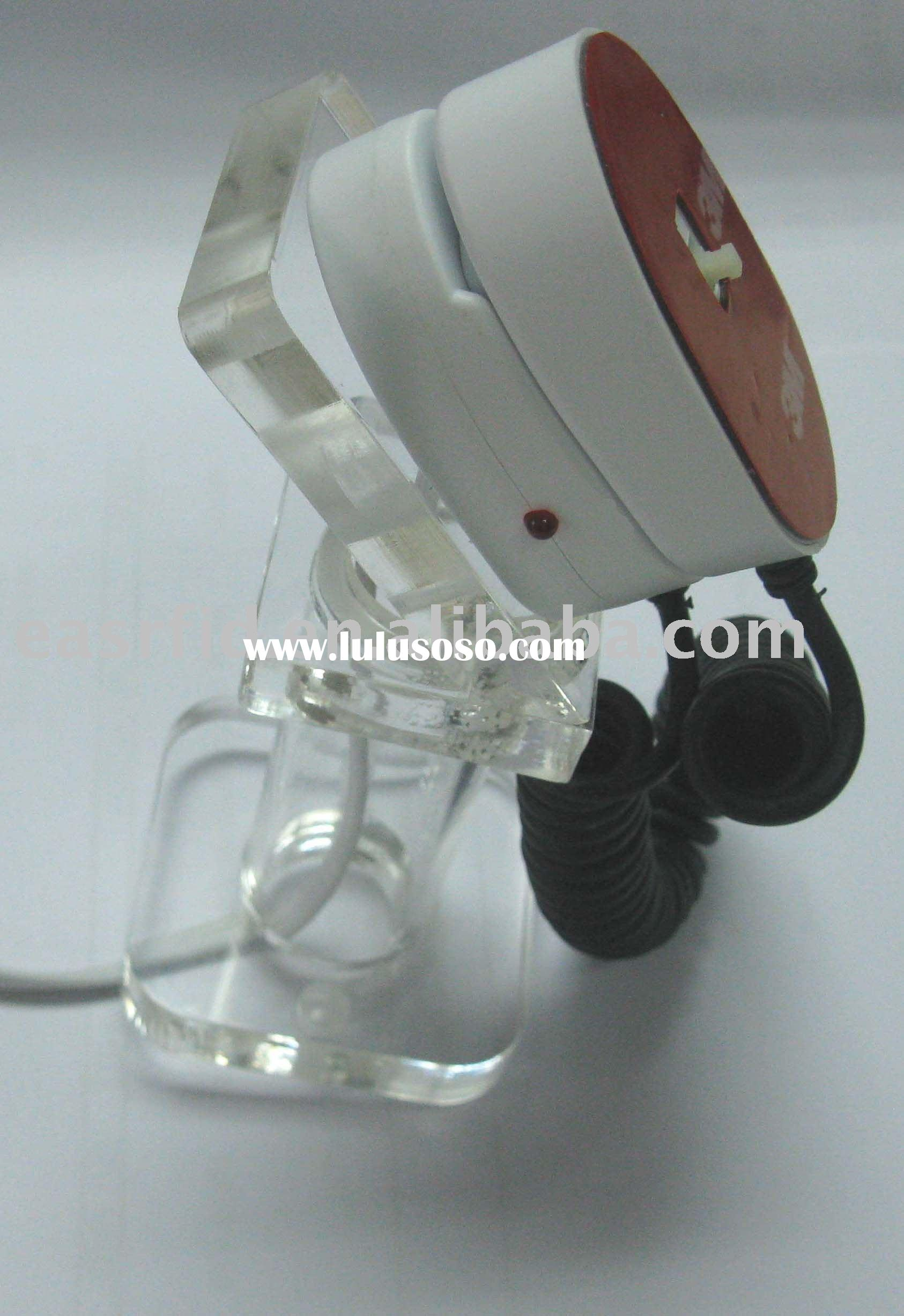 Security Display Bracket for Cell Phone / Security Mobile Phone Display Holder