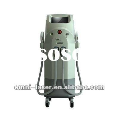 Shanghai Omni laser Zero pain IPL beauty equipment from Omni laser shanghai