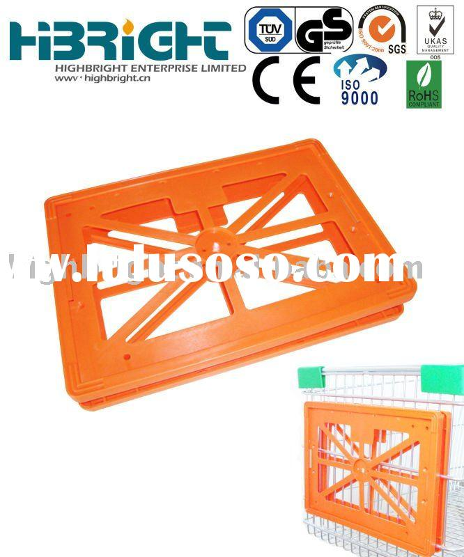 Shopping Trolley Display Boards