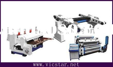Single Facer Corrugated Box Making Machinery