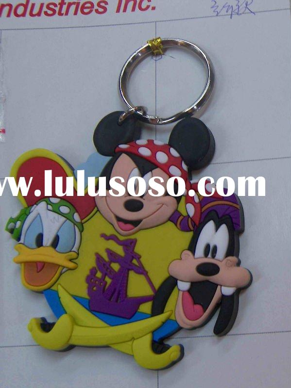 Soft PVC Key chain(pvc-kc-024)
