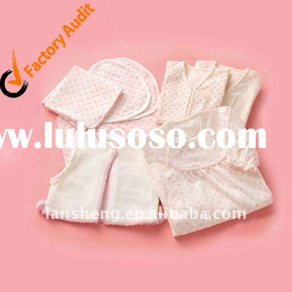 Soft cute 100% cotton baby clothes (high quality & competitive price)