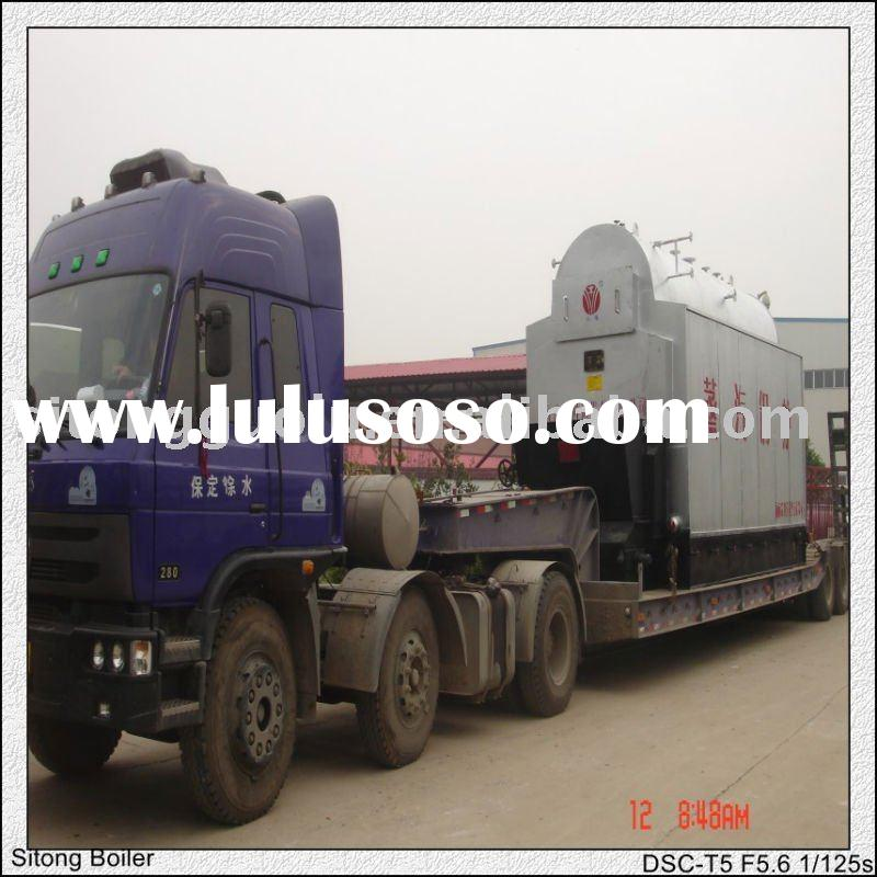 Solid Fuel Coal Wood Boiler