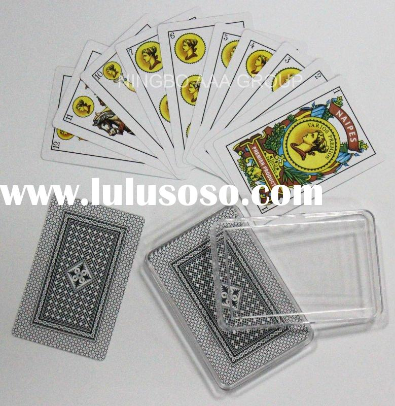Spanish poker(casino quality playing cards)