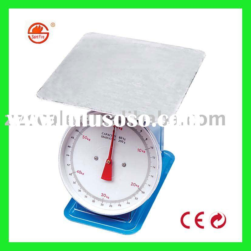 Spring scale/kitchen scale/dial scale