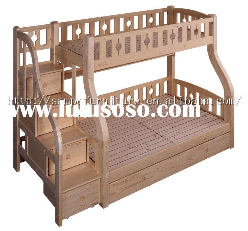 twin loft bed with stairs plans