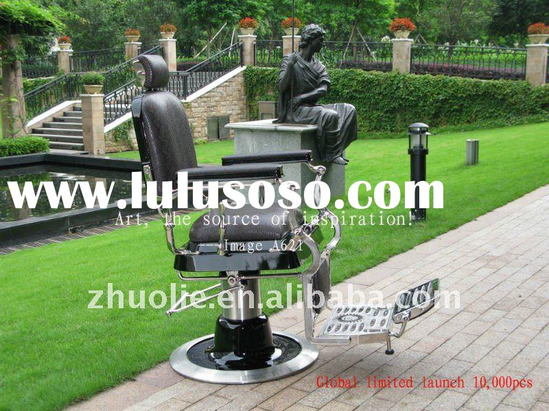 Stainless Steel Antique Styling Chair Salon Furniture