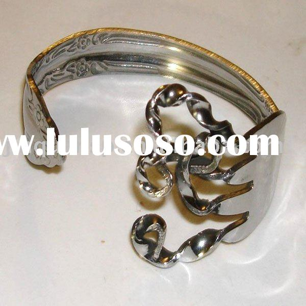 Stainless Steel Box Chain Maille Bangle Bracelets