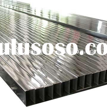 Stainless Steel Square Tube and Pipe