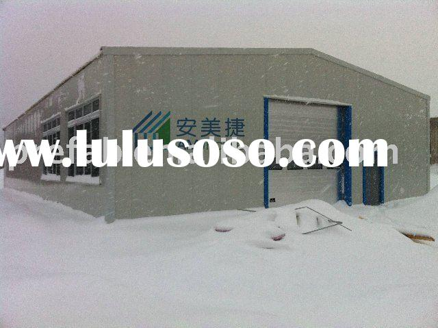 Steel Structure Warehouse,factory workshop,prefab houses,prefabricated house-China AMJ