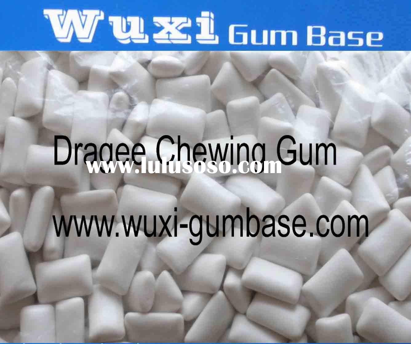 Sugarfree Xylitol chewing gum in bulk