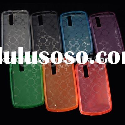 TPU High Clear Cover Skin Case for Blackberry 8300 / 8310 / 8320