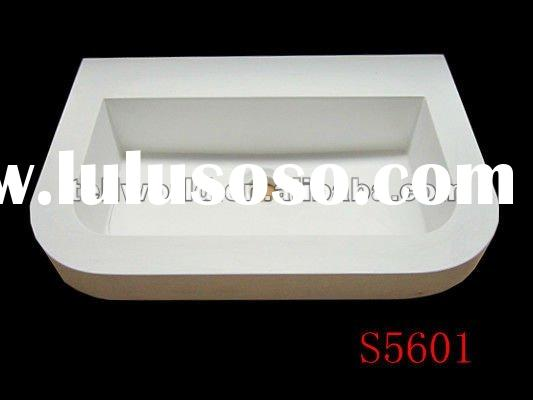 TW White Acrylic wash basin,Acrylic hand wash basin