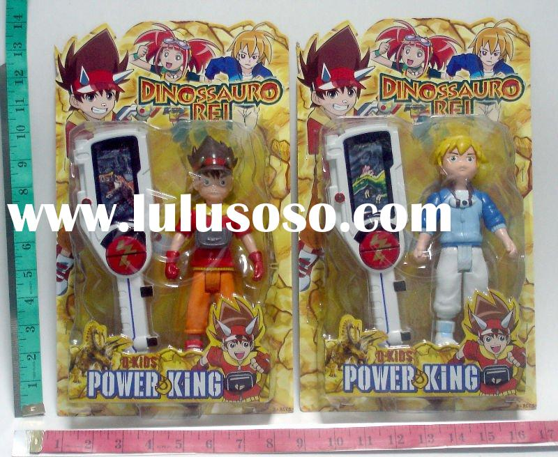 Dinosaur Toy Sets Toy Dinosaur King Plastic Set