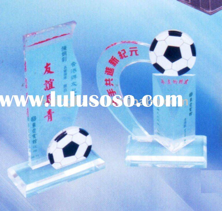 Transparent Acrylic Award (trophy),acrylic awards and trophies