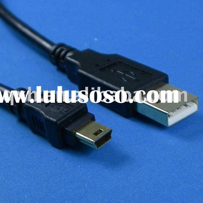 USB 2.0 AM TO MINI 5 PIN USB CABLE