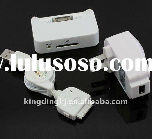 USB Wall Charger +Cable For IPod Touch iPhone 3G 3GS 4G