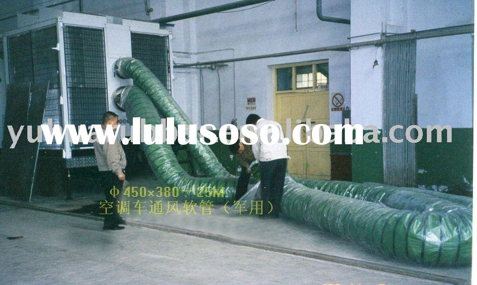 Ventilation Hose Used for Air Conditioned Car to Aircraft