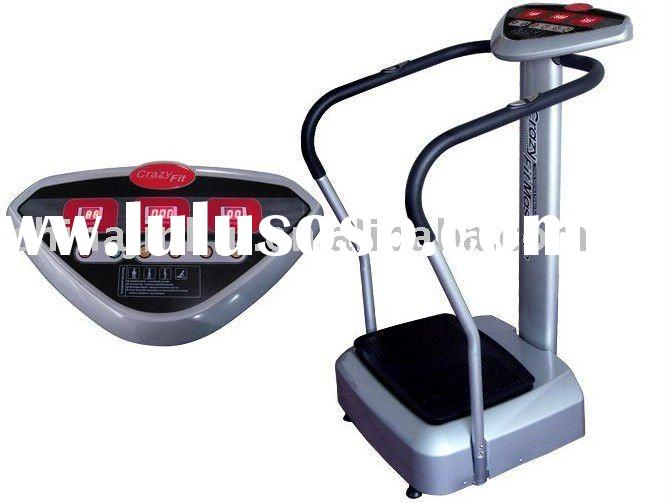 Vibration Massager Plate 200W/300W/500W / Power Plate / Vibration Machine / Crazy Fit Massage / Fitn