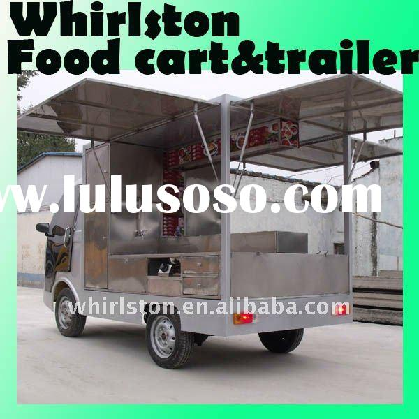 Whirlston food vending carts