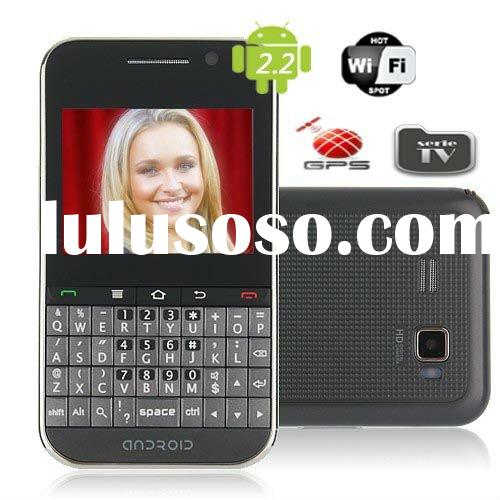 Wholesale alibaba android 2.2 dual sim phone mtk6516 qwerty keyboard mobile phones F605