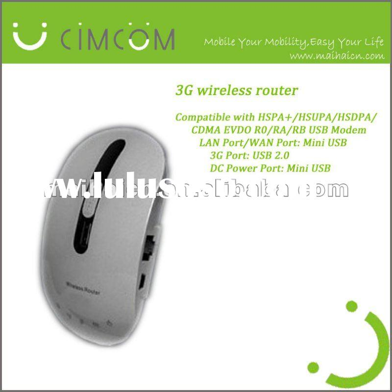 Wireless Router with USB Port--MH668B