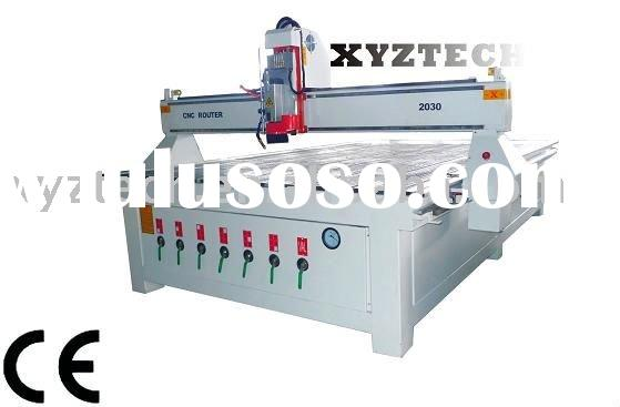 XYZ-S-2030large size cnc wood cutting machine