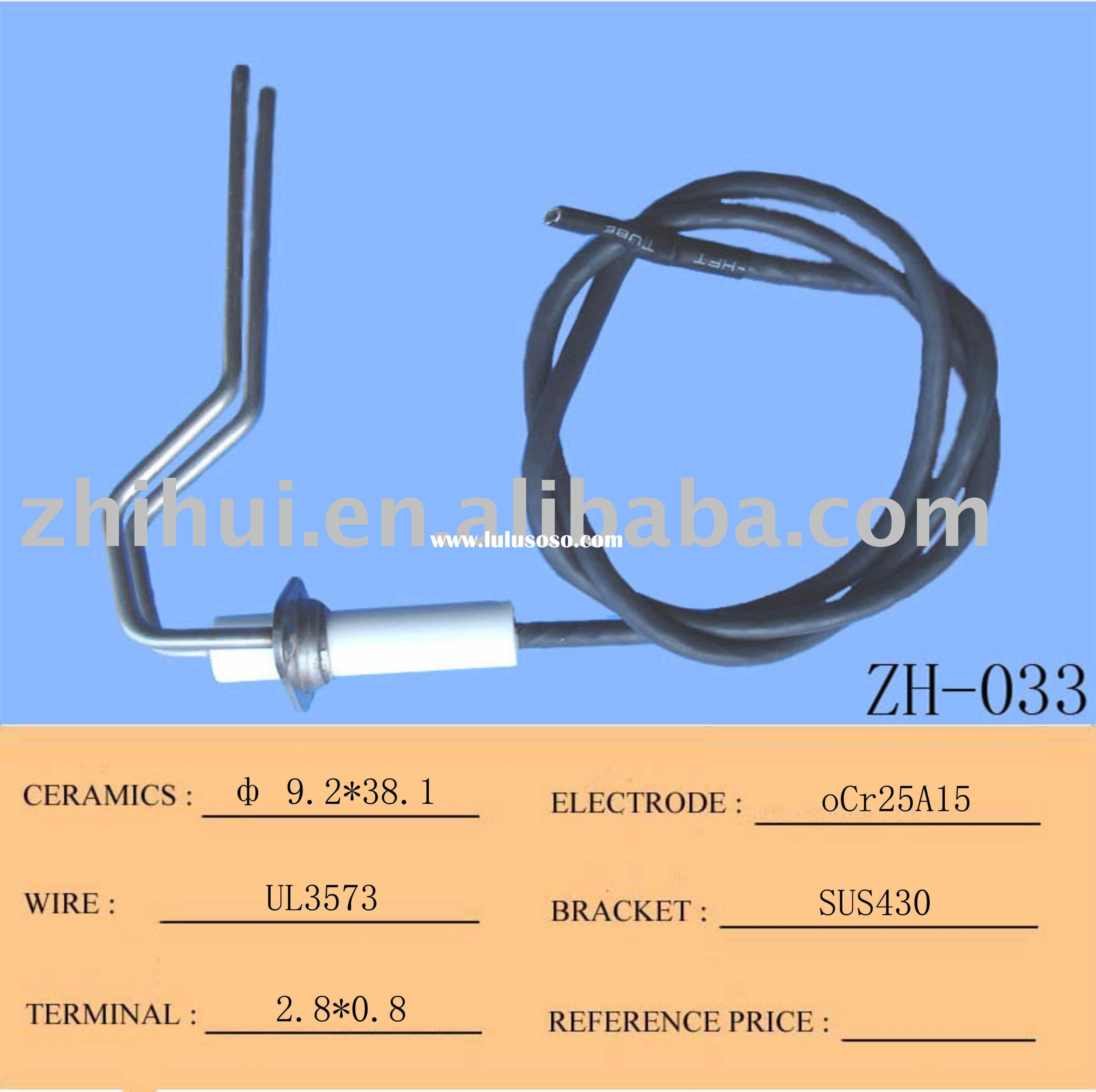 Gas Stove Heater Manufacturers In Terminal Wiring Kit Lulusosocom Zh 033a Flame Sensor Used For Boiler And Water