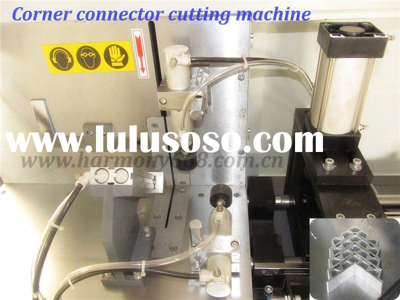 (Joint) Corner Connector Cutting Saw for Aluminum profile window door