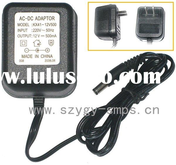 [YZ-03] 110V 220V Adapter 12V 0.5A 6W Transformer Power Supply