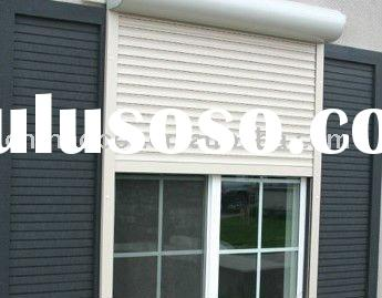 aluminum Roller shutter window