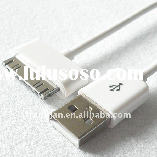 apple white high speed usb 2.0 usb data cable for iphone accesories