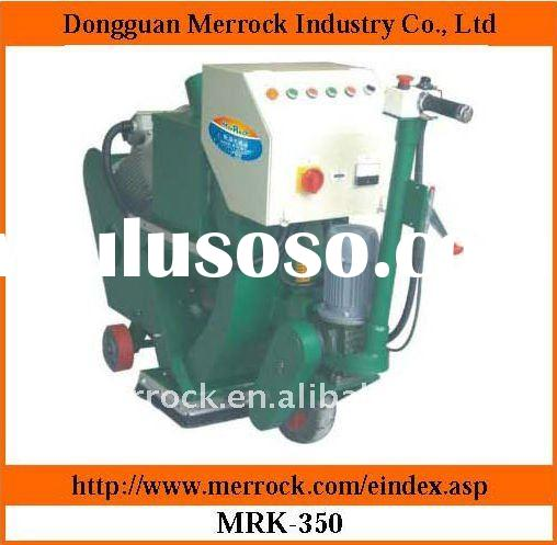 automatic shot blasting machine for surface
