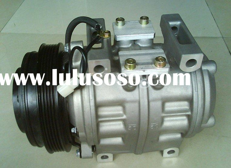 automotive air conditioning 12V compressor 10P30C for TOYOTA BUS COASTER