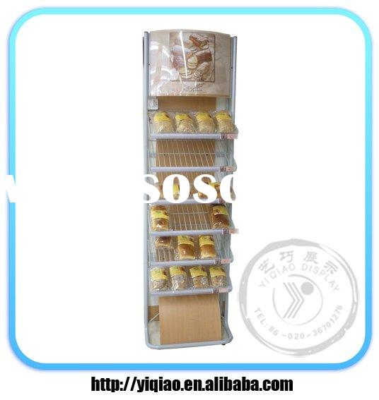 cake display racks with wire shelves