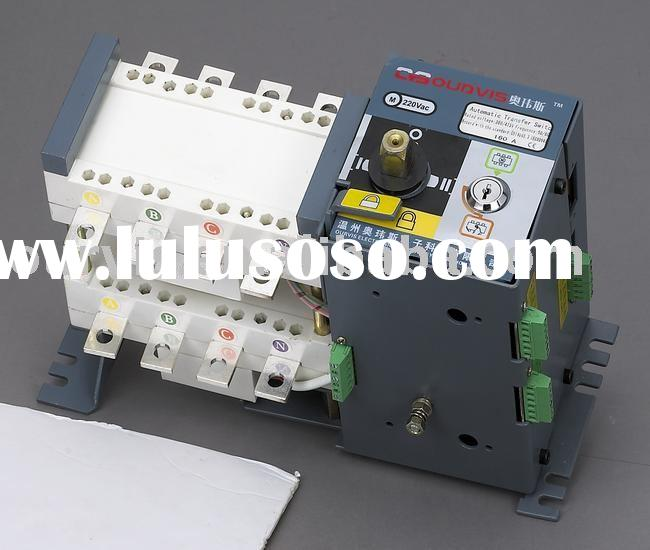 changeover switch/Automatic transfer switch/ATS switch/motor switch/double power switch
