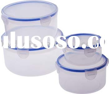 click lock food container/food container/lunch box