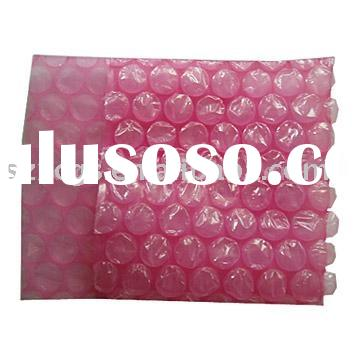 colored air bubble bag PE bubble bag plastic bubble bag bubble mailer
