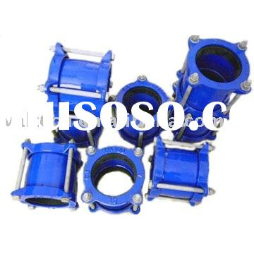 ductile iron pipe coupling
