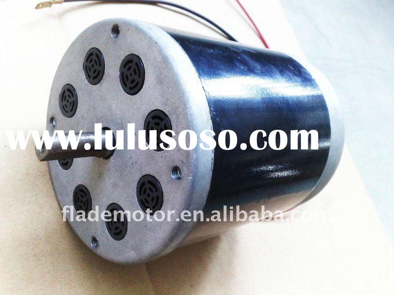 electric scooter brush dc motor 36v 800w