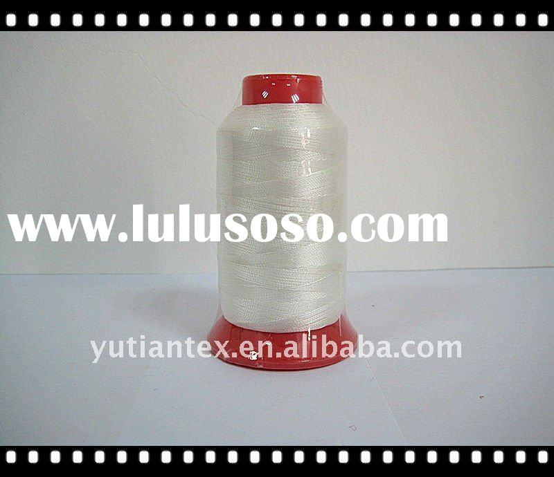 for sewing shoes/bags 210D/2 Nylon bonded thread