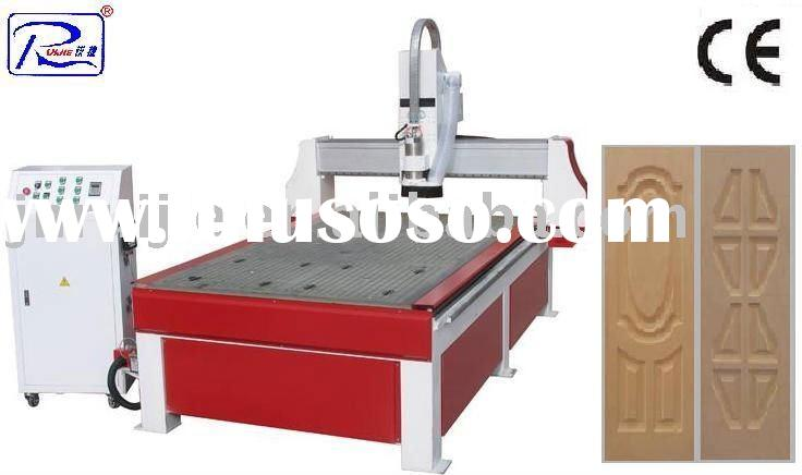 furniture woodworking CNC machine/wood cnc router/cnc wood engraving machine/door making machine RJ1
