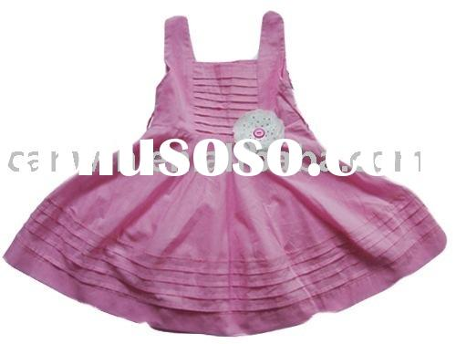 girl's dress ,girl dress ,kids' summer wear,children wear