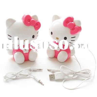 hello kitty usb speaker box,keyboard,usb driver,usb mouse,mp3 player,usb webcam,usb light,usb lamp,