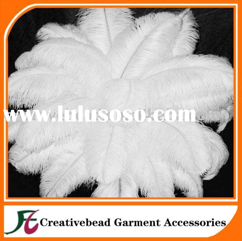 high quality ostrich feather decorative feathers