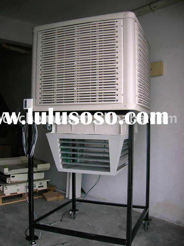 Evaporative Cooler Manufacturers : Industrial evaporative air cooler