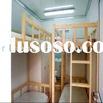 inside living house container (4 people to use)